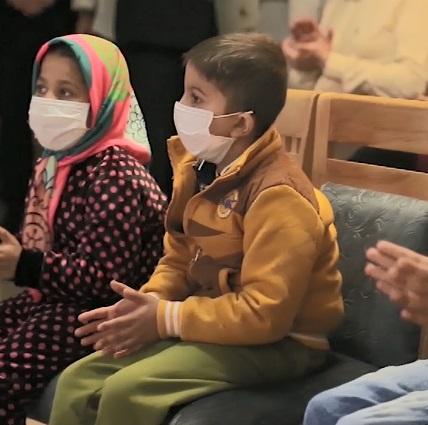 کودکان سرطانی و امام رضا علیه السلام