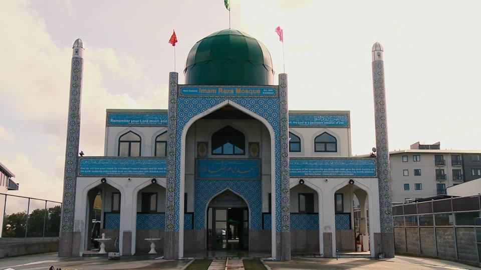 بنیاد ایمان مسجد